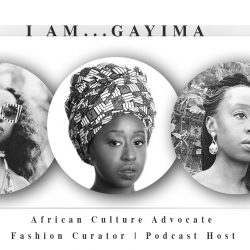 I AM… GAYIMA